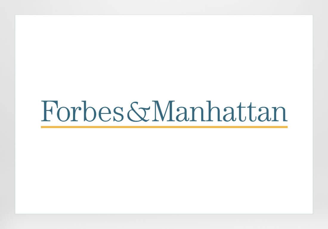 Forbes & Manhattan Logo