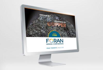 Foran Mining Investor Presentation