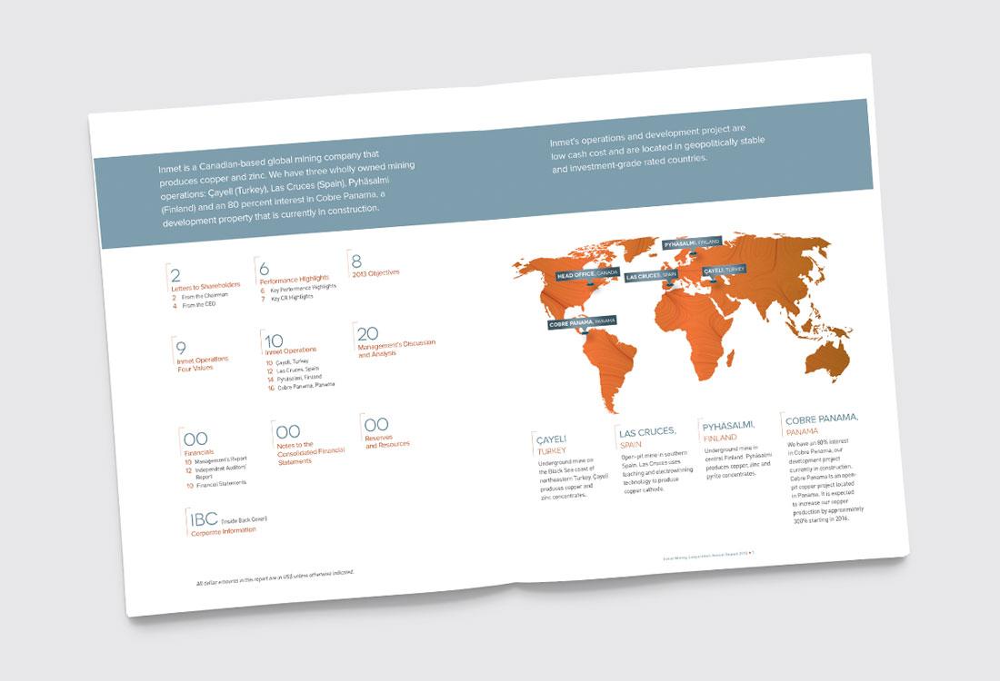 Inmet Annual Report