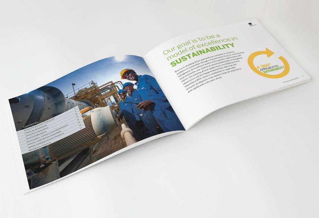 Banro 2014 Sustainability Report