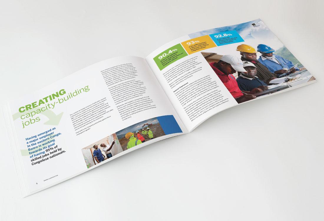 Banro 2014 Sustainablity Report