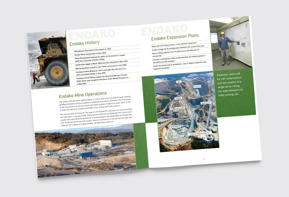 Endako Brochure