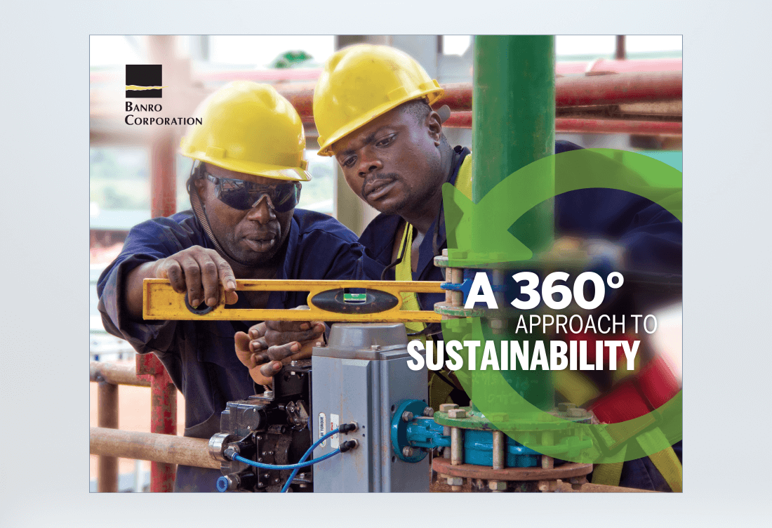 Banro 360 Sustainability Report