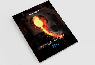 Primero 2015 Annual Report