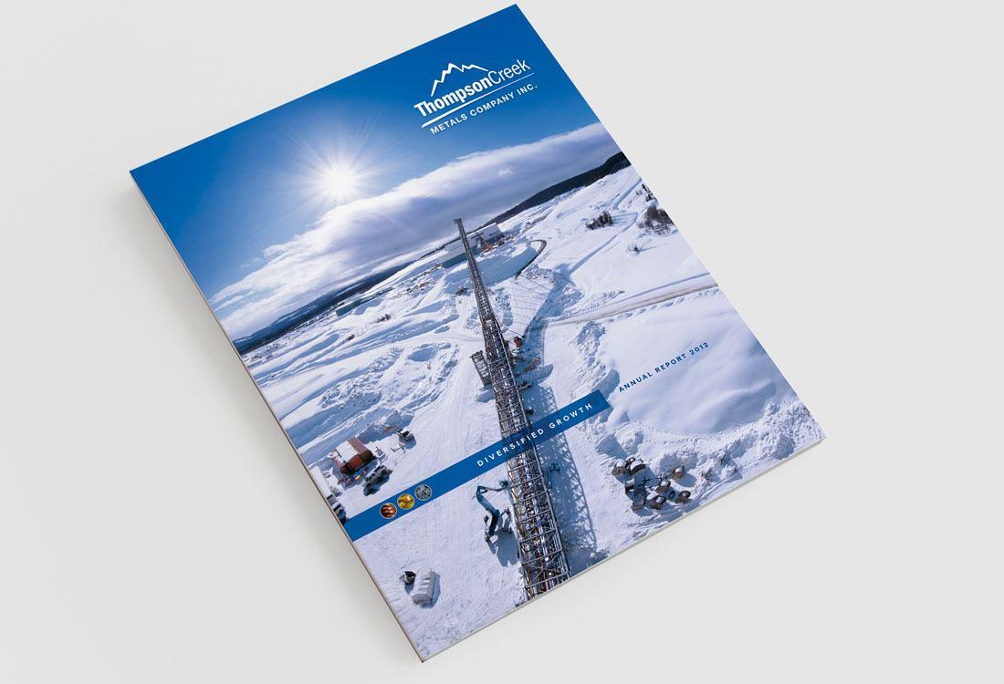 Thompson Creek Annual Report