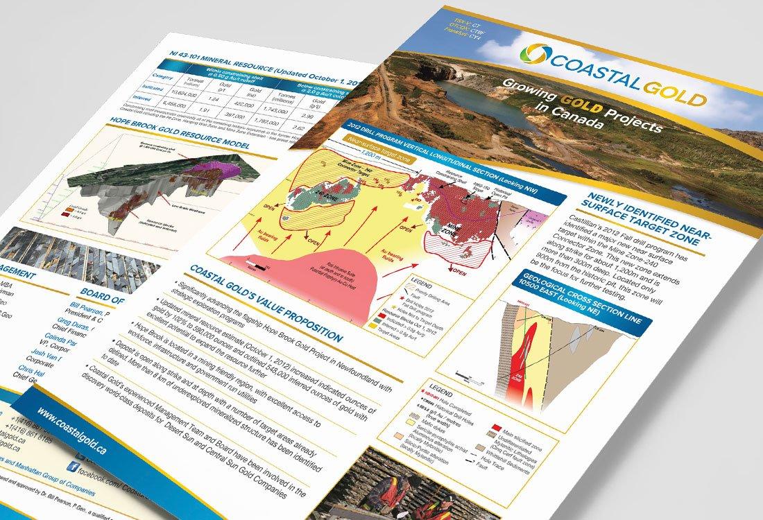 Coastal Gold Factsheet