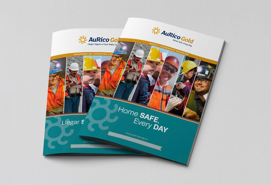 AuRico Gold Safety Leadership Program Workbook