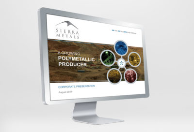 Sierra Metals Investor Presentation