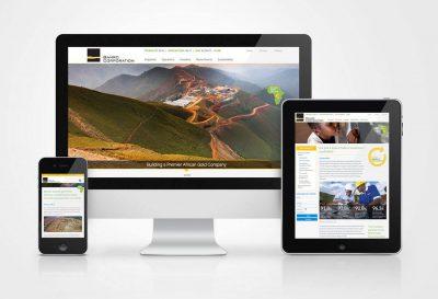 Banro Website