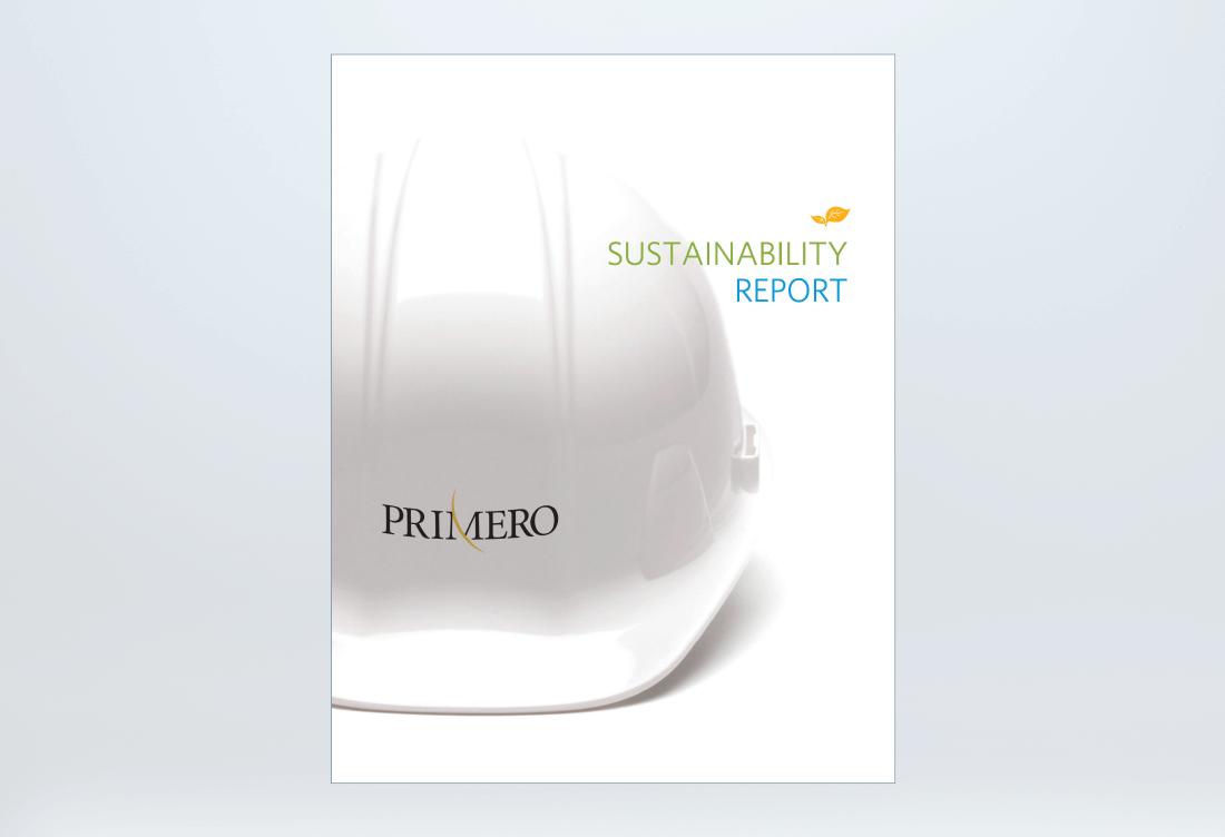 Primero 2015 Sustainability Report