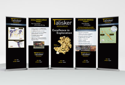 Talisker Resources Banners