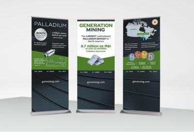 Generation Mining Banners