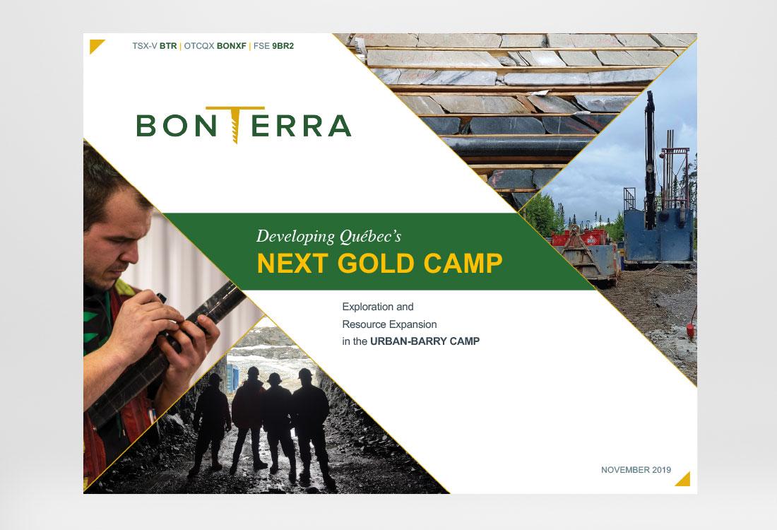 Bonterra Investor Presentation