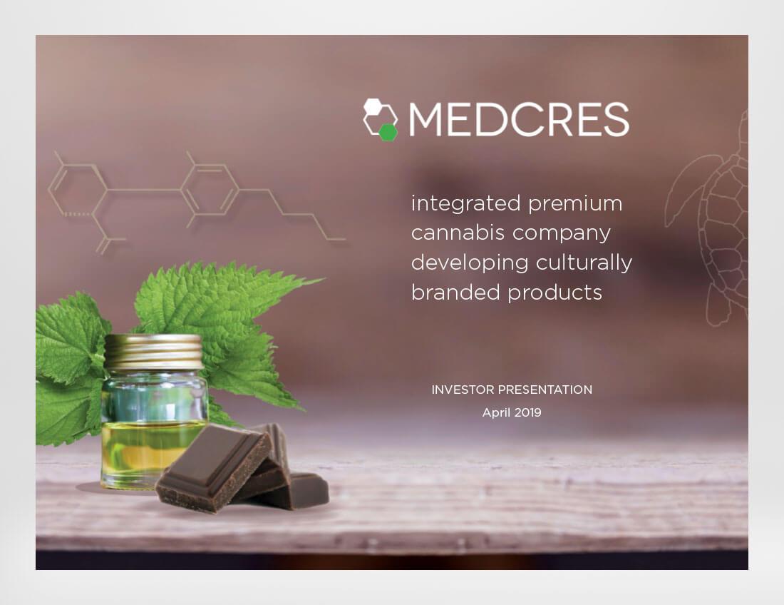 Medcres Investor Presentation