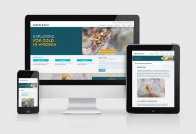 Aston Bay Holdings Website