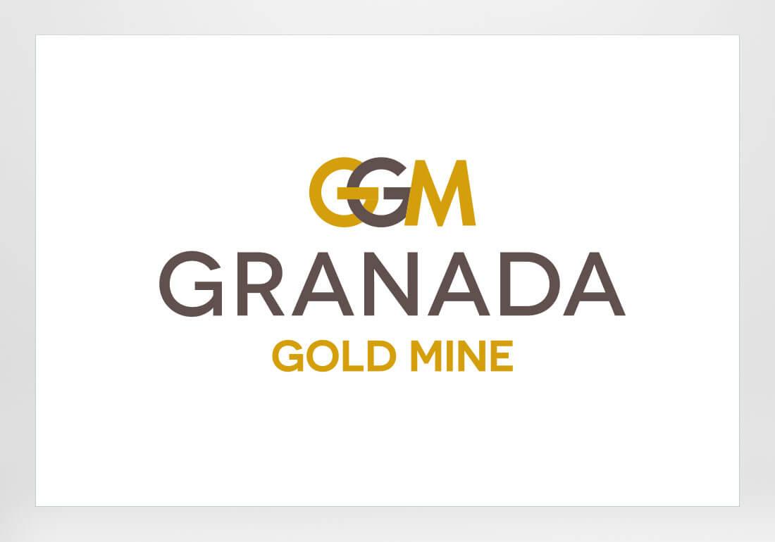 Granada Gold Mine Logo