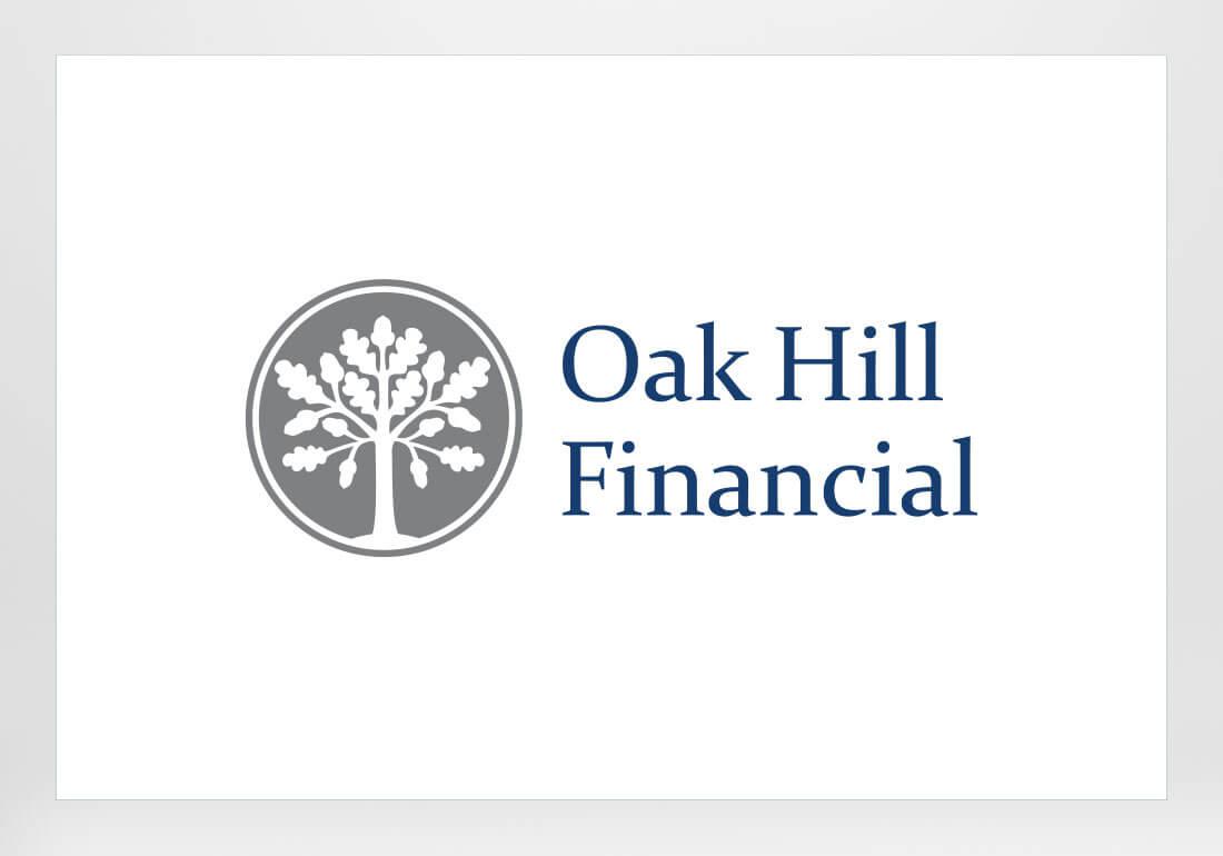 Oak Hill Financial Logo
