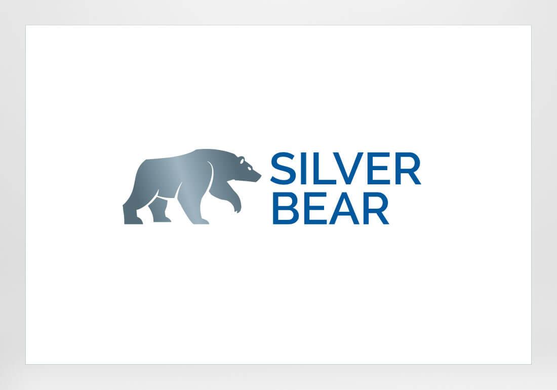 Silver Bear Logo