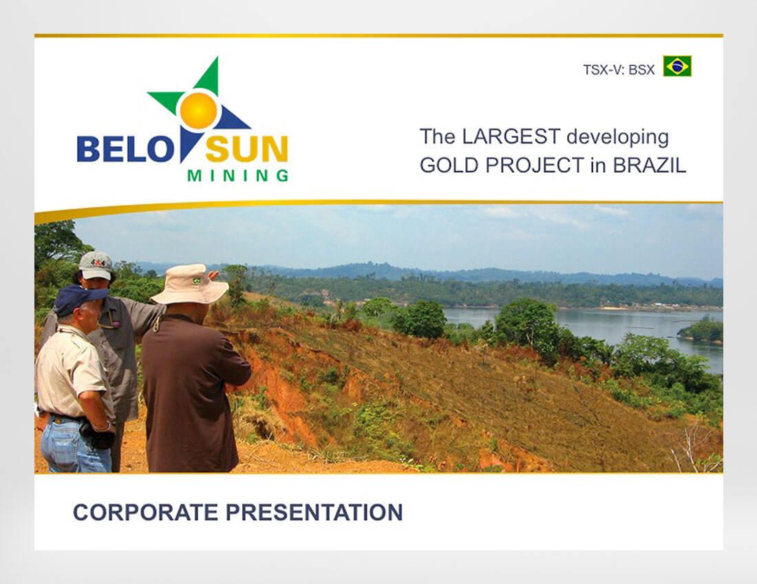 Belo Sun Mining Presentation