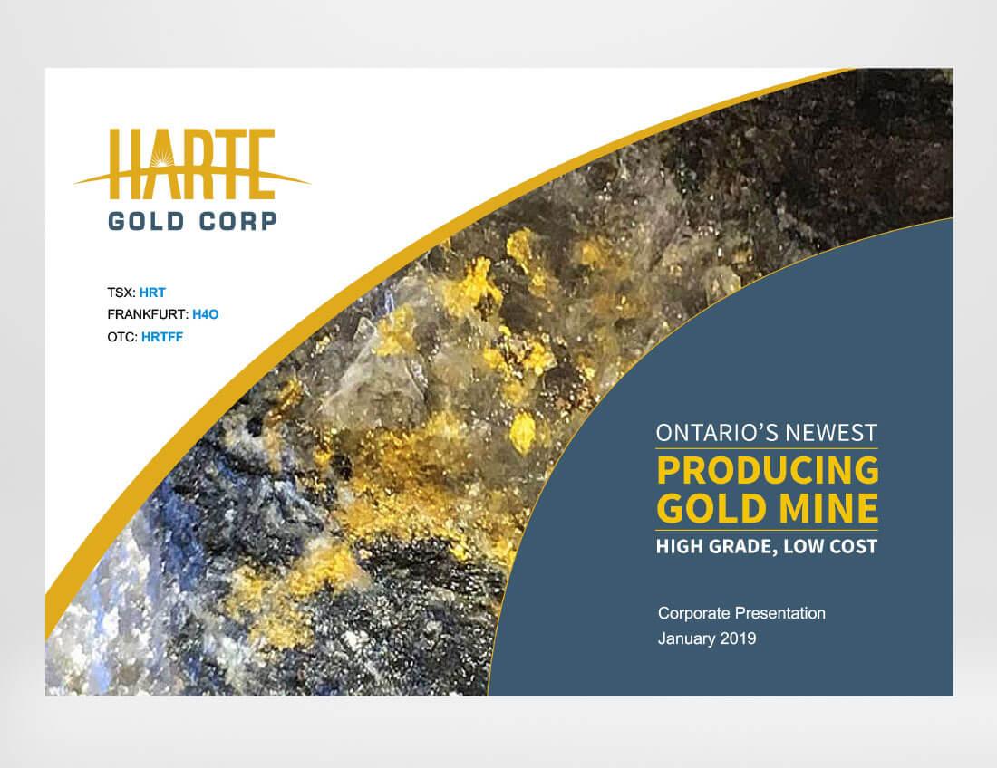 Harte Gold Investor Presentation